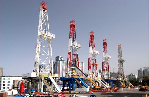 SKID‐MOUNTED DRILLING RIG